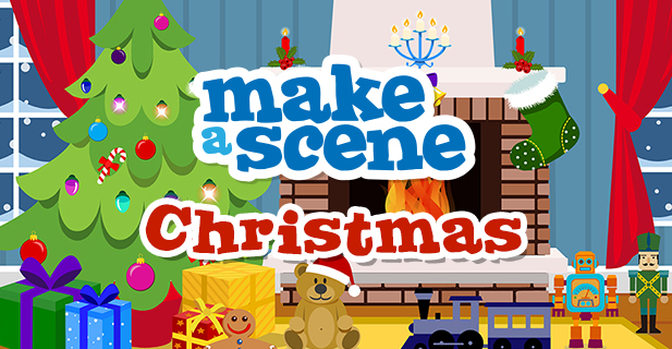 Make A Scene Christmas