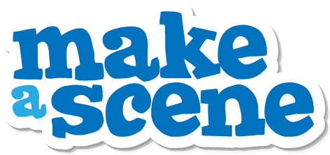 Make A Scene: Educational sticker apps for children - iOS, Blackberry, Amazon, Google Play, Nook